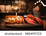 Lobster And Lobster Sandwich...