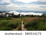 Small photo of View from Phu Chi Fa.-The highlight of Phu Chi Fa had to cede viewpoint the sea fog and beautiful sunrise. The view of the mountain complex look far and wide.