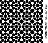 islamic pattern. background...   Shutterstock .eps vector #580564153