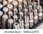 Small photo of Set of bits in bit holder