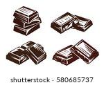 Chocolate Vector Symbol Vector...