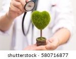 Stethoscope And Tree