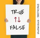 Small photo of Life Questions True False Text