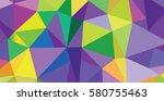 carnival  festival  masquerade  ... | Shutterstock .eps vector #580755463
