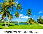 key biscayne  fl usa   february ... | Shutterstock . vector #580782067