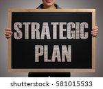 girl  manager  student ... | Shutterstock . vector #581015533