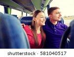 transport  tourism  road trip... | Shutterstock . vector #581040517