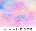 Pastel Fur Pattern Background