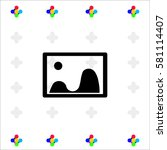 pictogram images icon.