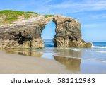 Scenic Cliffs View Of Praia Da...