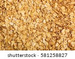 close up of cereal grain for... | Shutterstock . vector #581258827