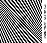 diagonal striped illustration.... | Shutterstock .eps vector #581286463
