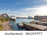 sydney  australia   february 10 ...   Shutterstock . vector #581297977