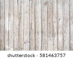 white painted wood texture | Shutterstock . vector #581463757