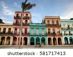 Colorful Buildings And Histori...