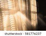 Rays Of Light Breaking Through...