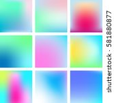 abstract blurred background for ... | Shutterstock .eps vector #581880877