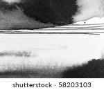 Macro Ink Abstract 7