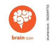 brain | Shutterstock .eps vector #582049753