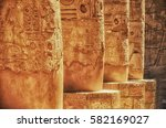 Great Hypostyle Hall At The...