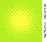 retro comic pop background... | Shutterstock . vector #582284143