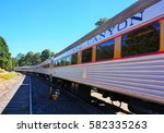 Train Of Grand Canyon