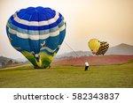 chiang rai  thailand   february ... | Shutterstock . vector #582343837
