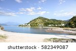reservoirs in huangyan district ... | Shutterstock . vector #582349087