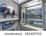 Electrical Switch Panel Of...