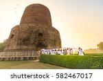varanasi india  december 4 ...   Shutterstock . vector #582467017