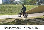 putrajaya  malaysia  february... | Shutterstock . vector #582606463