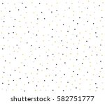 abstract dot pattern. party... | Shutterstock .eps vector #582751777