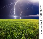 Summer Storm Beginning With...