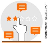 reviews   infographic icon...