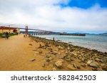 san francisco  california ... | Shutterstock . vector #582842503