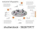 infographic elements for... | Shutterstock .eps vector #582875977