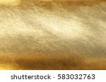 gold background or texture and... | Shutterstock . vector #583032763