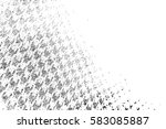 distress thread used texture.... | Shutterstock .eps vector #583085887