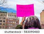 boston  ma usa   february 19 ... | Shutterstock . vector #583090483