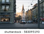 bern  switzerland   december 26 ... | Shutterstock . vector #583095193