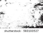 distressed spray grainy overlay ... | Shutterstock .eps vector #583103527