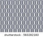 vector seamless pattern.... | Shutterstock .eps vector #583282183
