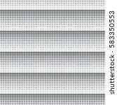 vector seamless pattern.... | Shutterstock .eps vector #583350553