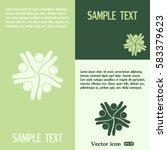 vector icon graphic teamwork...   Shutterstock .eps vector #583379623