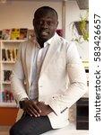 african entrepreneur   Shutterstock . vector #583426657
