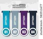 modern paper infographics for...