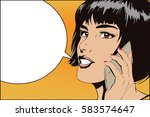 stock illustration. people in... | Shutterstock .eps vector #583574647