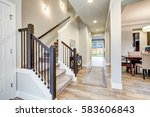 New Luxury Home Interior With...