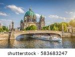 beautiful view of historic... | Shutterstock . vector #583683247