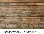 Exterior Weathered Wooden Wall...